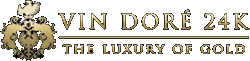 VIN DORÉ 24K -THE KUXURY OF GOLD-